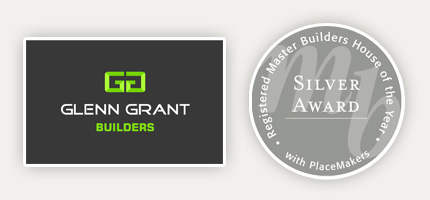 Glenn Grant - Winner Silver Award - Registered Master Builder